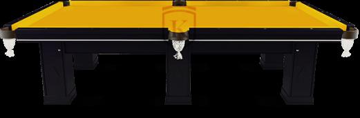 Mesa de Sinuca Clássica BLACKBALL® Ares