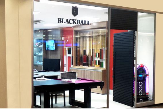 Mesa de Sinuca no Rio de Janeiro RJ - BLACKBALL - CasaShopping